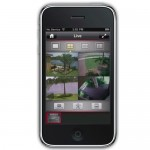 Live CCTV Video on iPhone